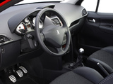 Peugeot 207 3-door 2006–09 photos