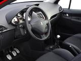Peugeot 207 3-door 2006–09 photos