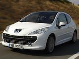 Peugeot 207 3-door 2006–09 pictures