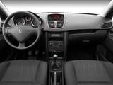 Peugeot 207 5-door 2006–09 pictures