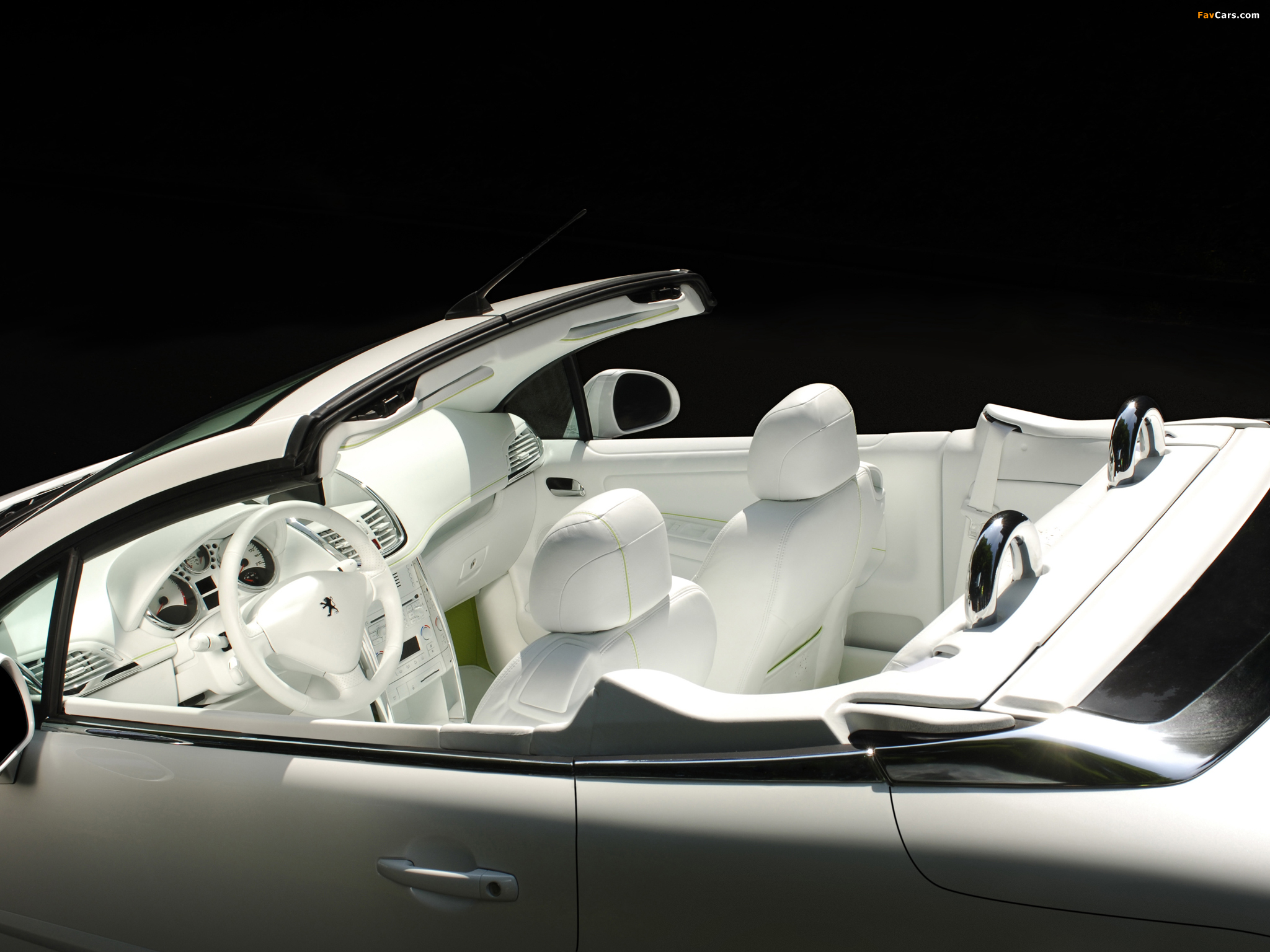 Peugeot 207 Epure Concept 2006 pictures (2048 x 1536)