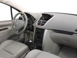 Peugeot 207 5-door 2006–09 wallpapers