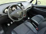Peugeot 207 3-door 2006–09 wallpapers