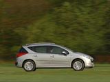 Peugeot 207 SW 2007–09 images
