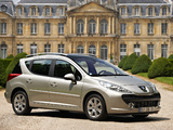 Peugeot 207 SW 2007–09 photos