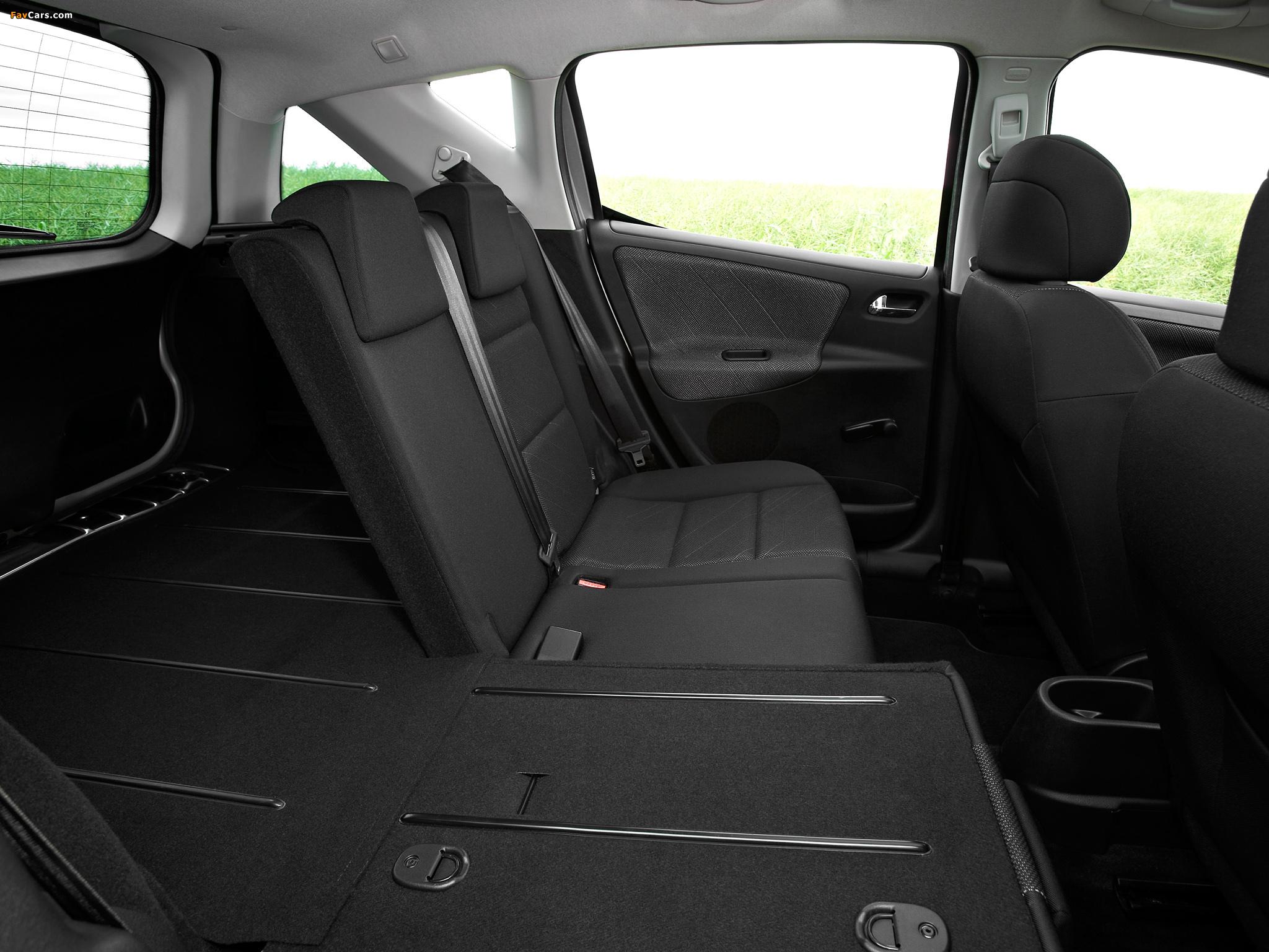 Peugeot 207 SW 2007–09 photos (2048 x 1536)