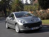 Peugeot 207 CC 2007–09 photos