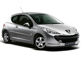 Peugeot 207 Rugby World Cup 2007 photos