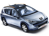 Peugeot 207 SW Outdoor Concept 2007 photos