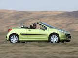 Peugeot 207 CC ZA-spec 2007–10 pictures
