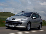Peugeot 207 SW 2007–09 pictures