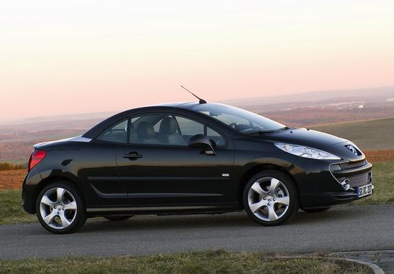 Peugeot 207 Cc Rc Line 2007 Pictures