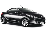 Peugeot 207 CC Roland Garros 2007 wallpapers