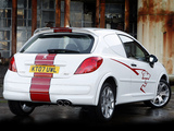 Peugeot 207 Van Sport UK-spec 2007–09 wallpapers