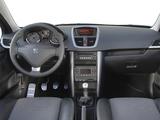 Peugeot 207 RC SW 2008–09 photos