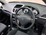 Peugeot 207 SW UK-spec 2008 wallpapers