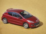 Peugeot 207 RC 2009 images