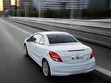 Peugeot 207 CC 2009 images
