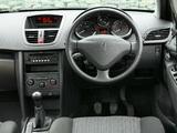 Peugeot 207 5-door Verve 2009 images