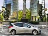 Peugeot 207 SW 2009–12 images