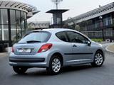 Peugeot 207 3-door ZA-spec 2009–10 images
