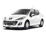 Peugeot 207 5-door 2009–12 photos