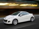 Peugeot 207 CC 2009 photos