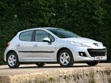 Peugeot 207 5-door Verve 2009 photos
