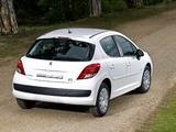 Peugeot 207 5-door 2009–12 pictures