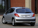 Peugeot 207 5-door ZA-spec 2009–12 pictures