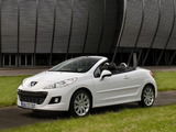 Peugeot 207 CC 2009 wallpapers