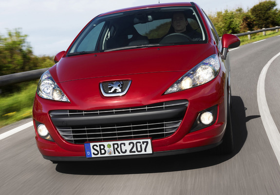 Peugeot 207 Rc 2009 Wallpapers