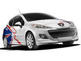 Peugeot 207 3-door S16 2010 wallpapers