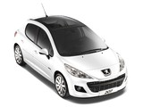 Peugeot 207 5-door Sportium 2011 wallpapers