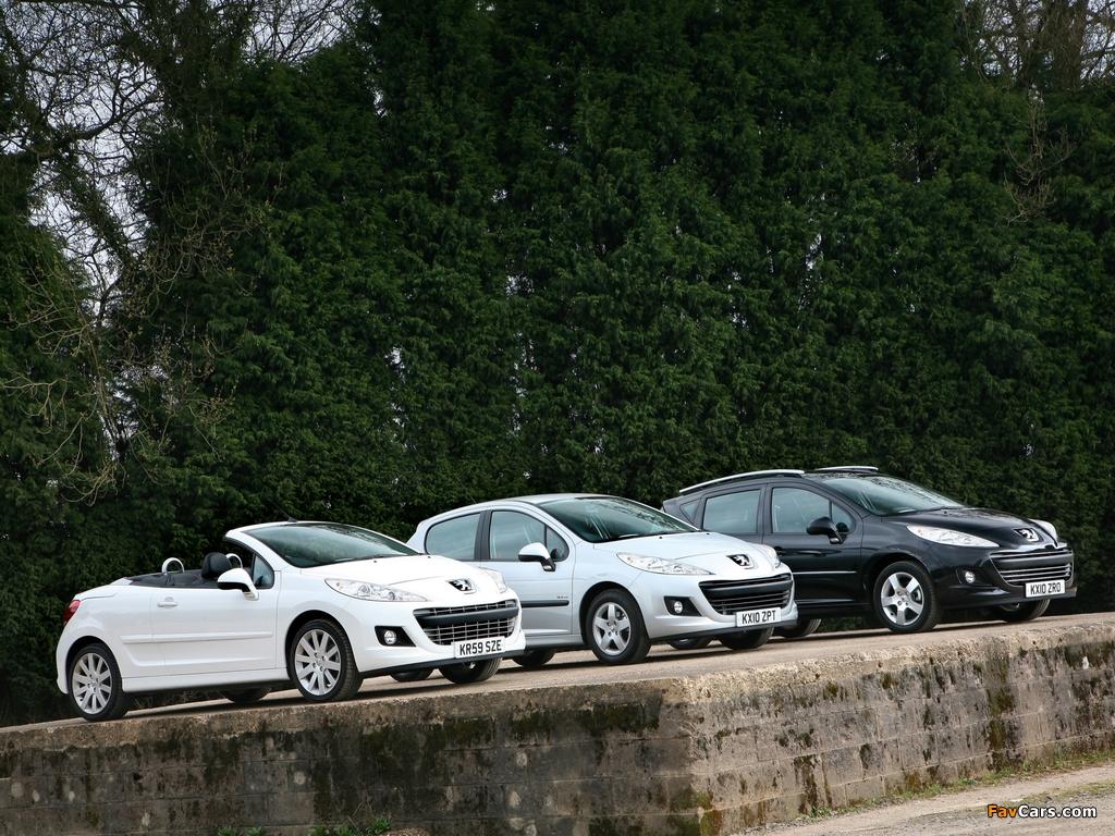 Peugeot 207 pictures (1024 x 768)