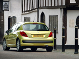 Photos of Peugeot 207 3-door UK-spec 2006–09