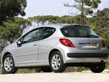 Photos of Peugeot 207 3-door 2006–09