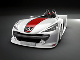 Photos of Peugeot 207 Spider Concept 2006
