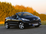 Photos of Peugeot 207 CC RC Line 2007