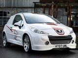 Photos of Peugeot 207 Van Sport UK-spec 2007–09