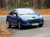Photos of Peugeot 207 RC 2007–09