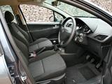 Photos of Peugeot 207 5-door Verve 2009
