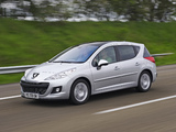 Photos of Peugeot 207 SW 2009–12
