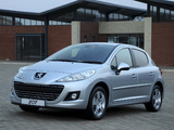 Photos of Peugeot 207 5-door ZA-spec 2009–12