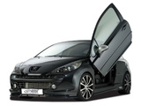 Photos of RDX Racedesign Peugeot 207 2010