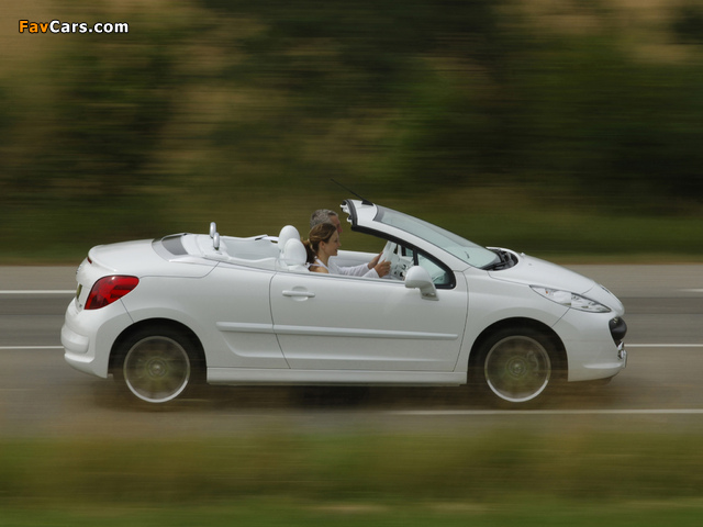 Pictures of Peugeot 207 Epure Concept 2006 (640 x 480)