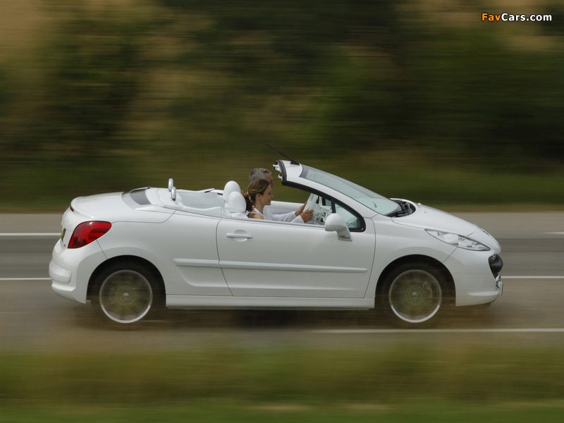 Pictures of Peugeot 207 Epure Concept 2006 (800 x 600)