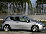 Pictures of Peugeot 207 3-door 2006–09