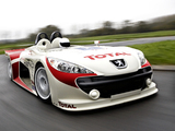 Pictures of Peugeot 207 Spider Concept 2006