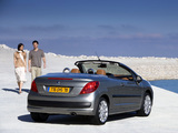 Pictures of Peugeot 207 CC 2007–09